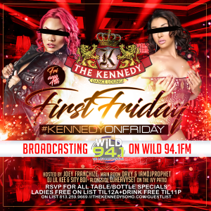 KENNEDY-FIRST-FRIDAY-AUG-4TH