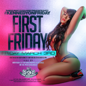 KENNEDY-FIRST-FRIDAY-MARCH-3RD
