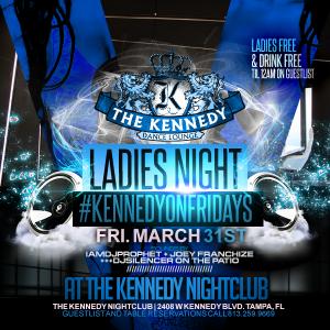 KENNEDY-FRIDAY-MARCH-31ST