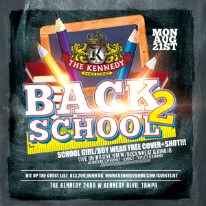KENNEDY-MONDAY-AUG-21ST-BACK-TO-SCHOOL