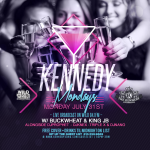 KENNEDY-MONDAY-JULY-31ST
