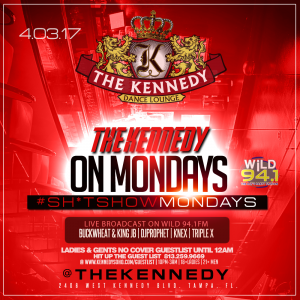 KENNEDY-MONDAY-MARCH-3RD