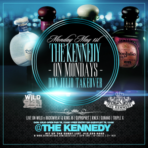 KENNEDY-MONDAY-MAY-1ST-DON-JULIO