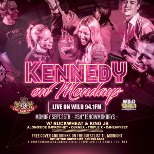 KENNEDY-MONDAY-SEPT-25TH