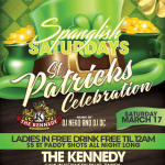 KENNEDY-SATURDAY-MARCH-17TH-ST-PATRICKS