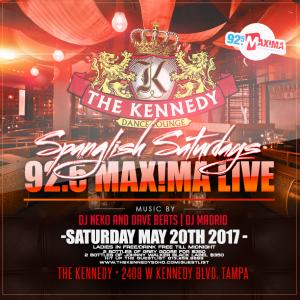KENNEDY-SATURDAY-MAY-20TH
