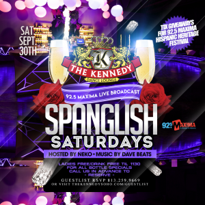 KENNEDY-SATURDAY-SEPT-30TH