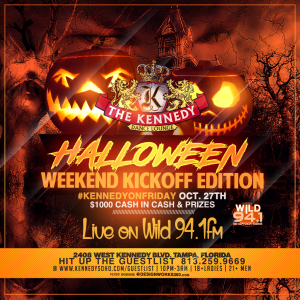 KENNEDY-HALLOWEEN-FRIDAY-OCT-27th
