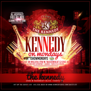 KENNEDY-MONDAY-AUG-28TH