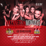 KENNEDY-MONDAY-MARCH-13TH