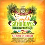 KENNEDY-SATURDAY-JULY-15TH