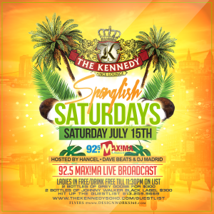 KENNEDY-SATURDAY-JULY-15TH