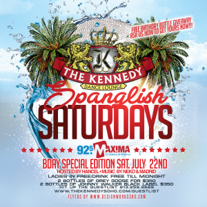 KENNEDY-SATURDAY-JULY-22ND
