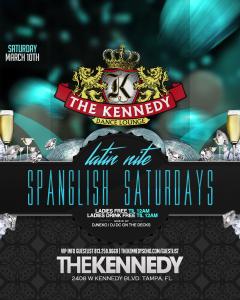 KENNEDY-SATURDAY-MARCH-10TH