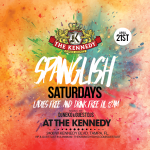 KENNEDY-SATURDAY-APRIL-21ST