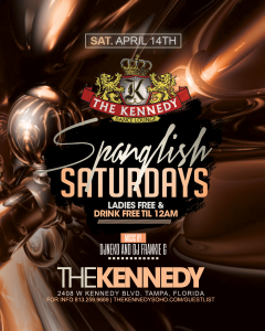 KENNEDY-SATURDAY-APRIL-14TH