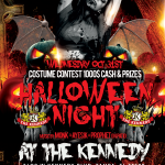 KENNEDY-WED-OCT-31ST-HALLOWEEN