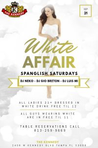 spang sat white party sept 21